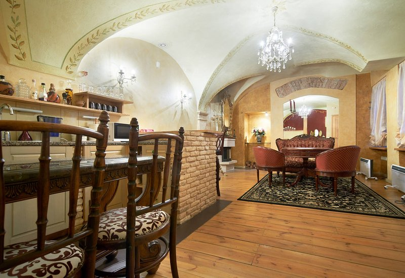 Exclusive apartment in Vilnius Old Town, vacation rental in Vilnius County