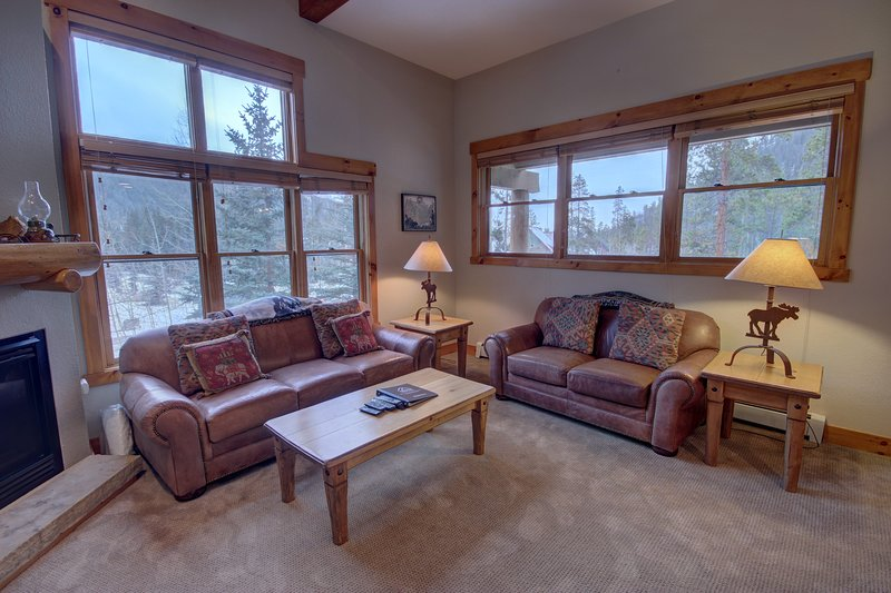 Bright and lovely Keystone vacation rental