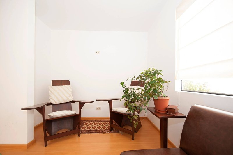 Nice one bedroom apartment, close to Reducto Park, nice area, holiday rental in Jesus Maria