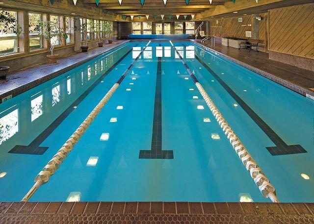 Snowcreek Indoor Pool
