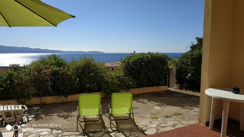 Les Eglantiers, vacation rental in Ajaccio
