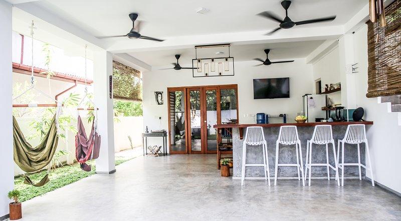 Kook's Paradise - BRAND NEW VILLA, holiday rental in Ahangama
