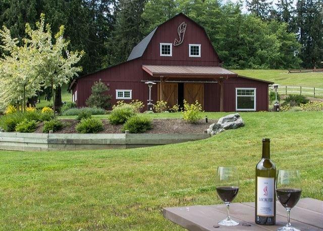 217 - Vineyard House, holiday rental in Freeland