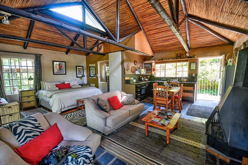 The Cottage interior