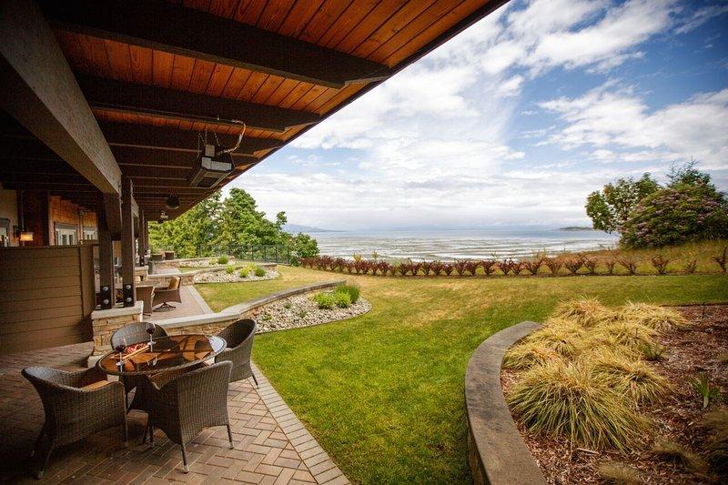 Respirez l'air frais sur votre balcon ou terrasse privée avec barbecue!