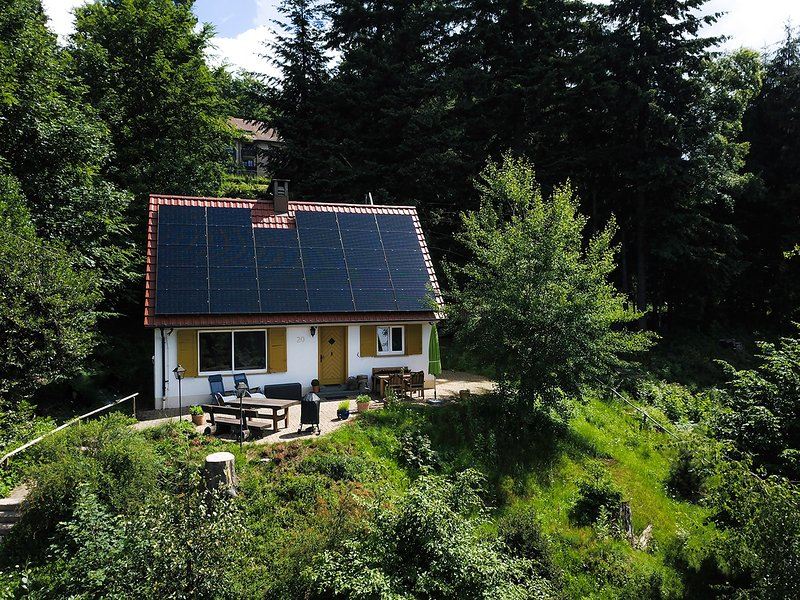 Premium Cottage at the Black Forest National Park, holiday rental in Buehlertal