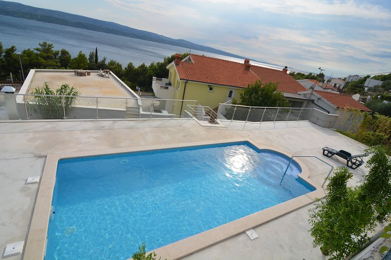 Saga - with swimming pool A3(6) - Ruskamen, vacation rental in Ruskamen