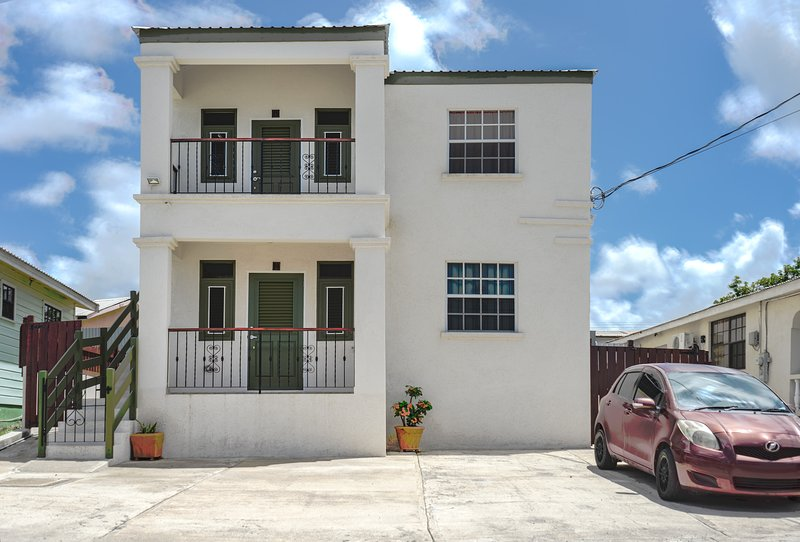 The Granville - Apt C, Ferienwohnung in Bridgetown