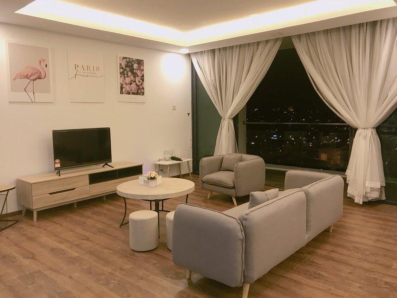 25Degrees Jazz Suites Vivacity Megamall, holiday rental in Kota Samarahan
