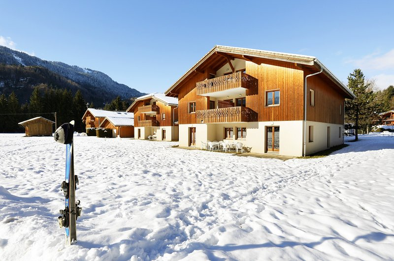 Welcome to your residence in Samoens!