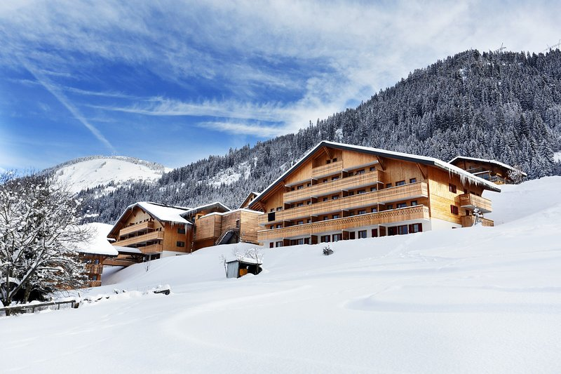 Nice Appart 6p equipped + private with Balcony | Free Shuttle to the slopes Chalet in Chatel