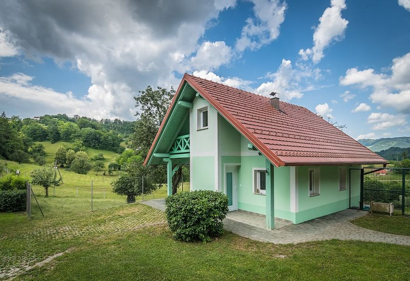 Unspoiled Nature - Sevnica Slovenia, holiday rental in Ratez