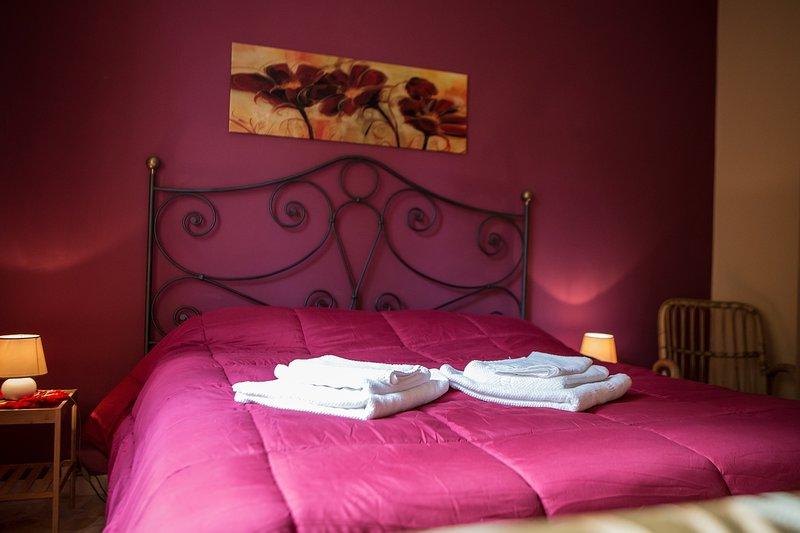 At Armando's home, holiday rental in Zafferana Etnea