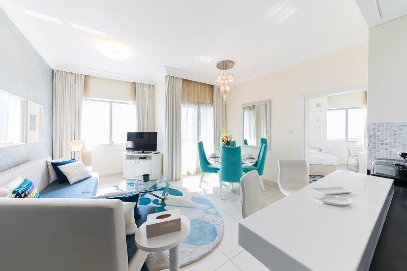 Maison Privee - Damac Maison, alquiler vacacional en Dubái