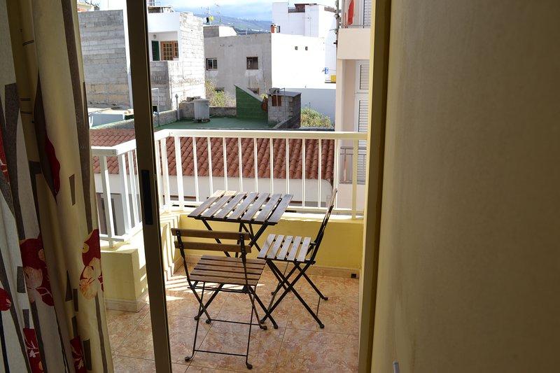 Apartamento Mar Rizada en Playa de San Juan, Tenerife, alquiler vacacional en Playa San Juan