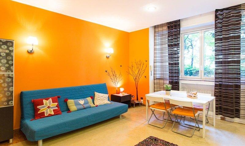 Isola Lagosta Apartment, vacation rental in Milan