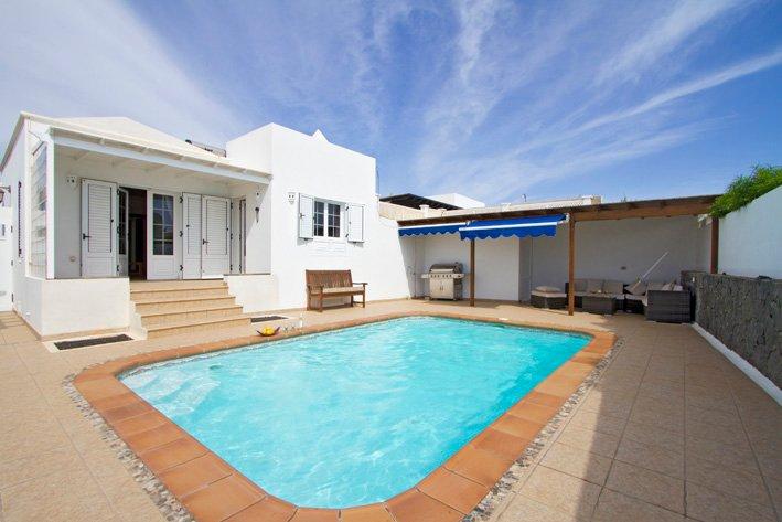 Villa Juanita in Los Mojones, vakantiewoning in Puerto del Carmen
