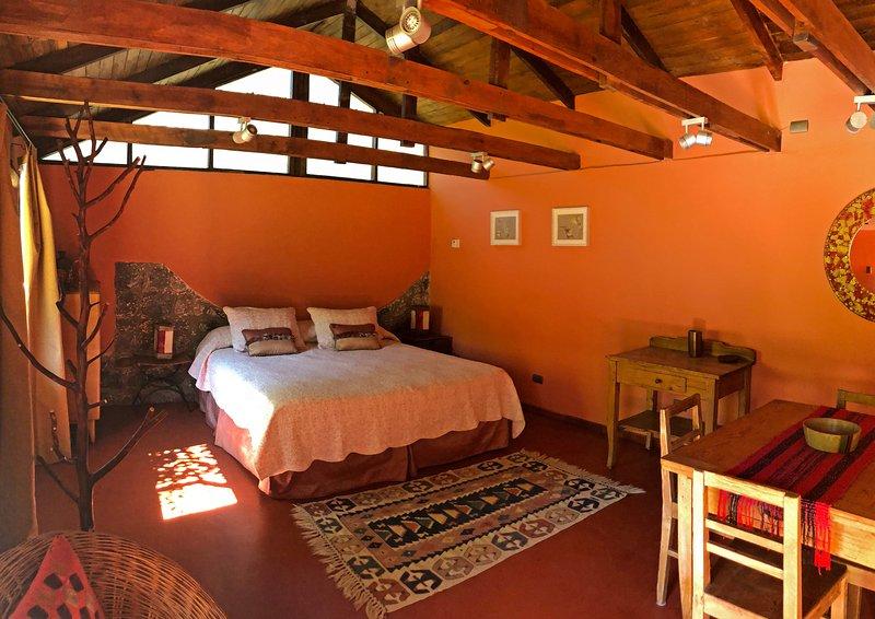 Casa Ishi Guest Loft mit Kingsize-Bett