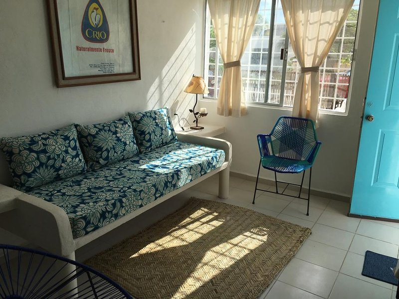 CASITA SASIL-HA, holiday rental in Mahahual