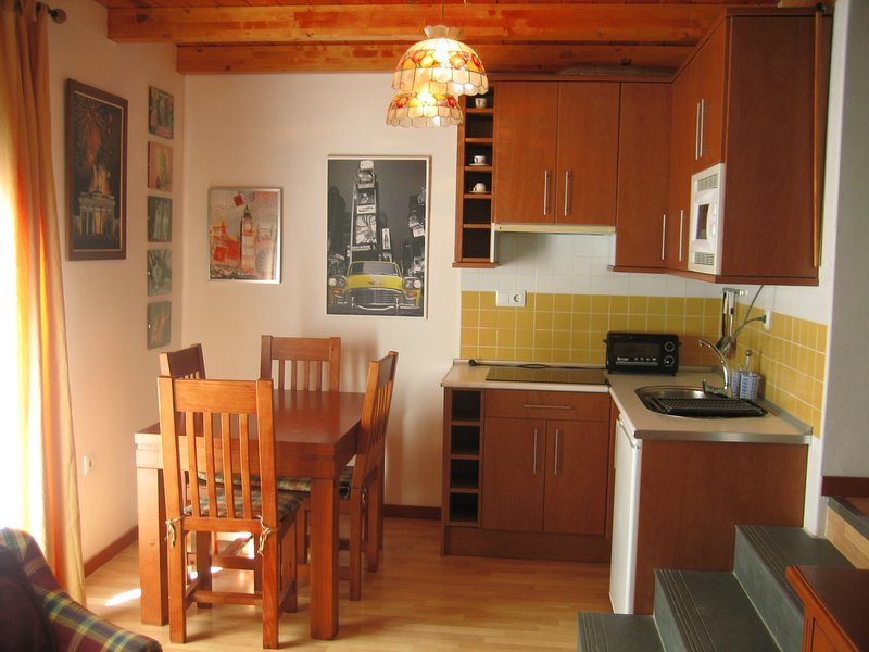 apartamento roble, alquiler vacacional en Sierra Nevada