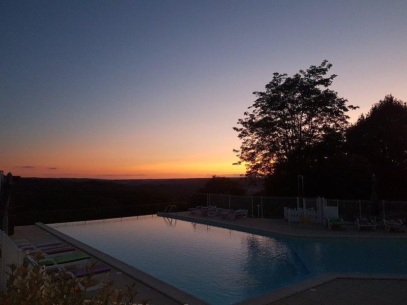 Domaine des Compouzines, Village *** à Montignac-Lascaux, vacation rental in Aubas