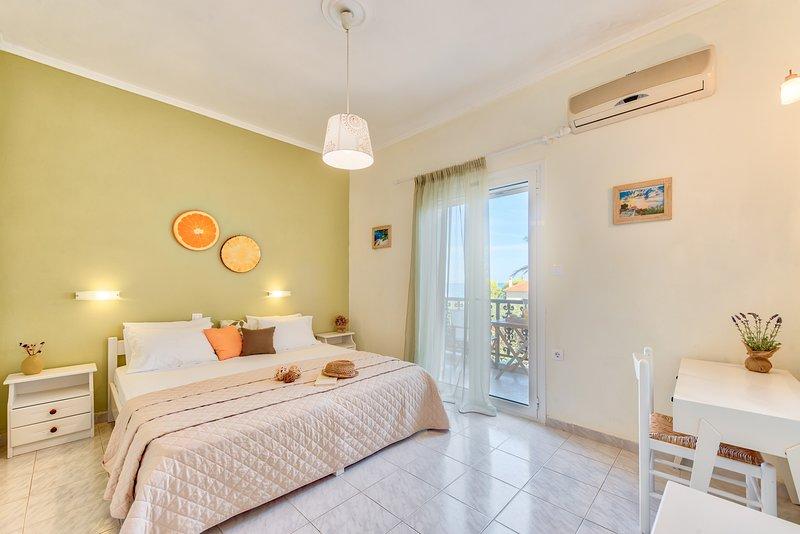 Panorama family apartments, alquiler de vacaciones en Meso Gerakari