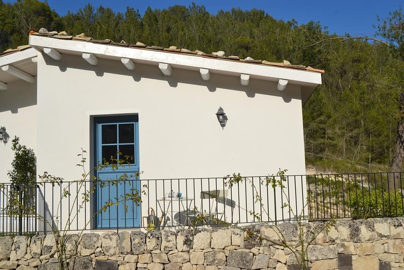 Holiday Cottage with exclusive view, vacation rental in Licodia Eubea