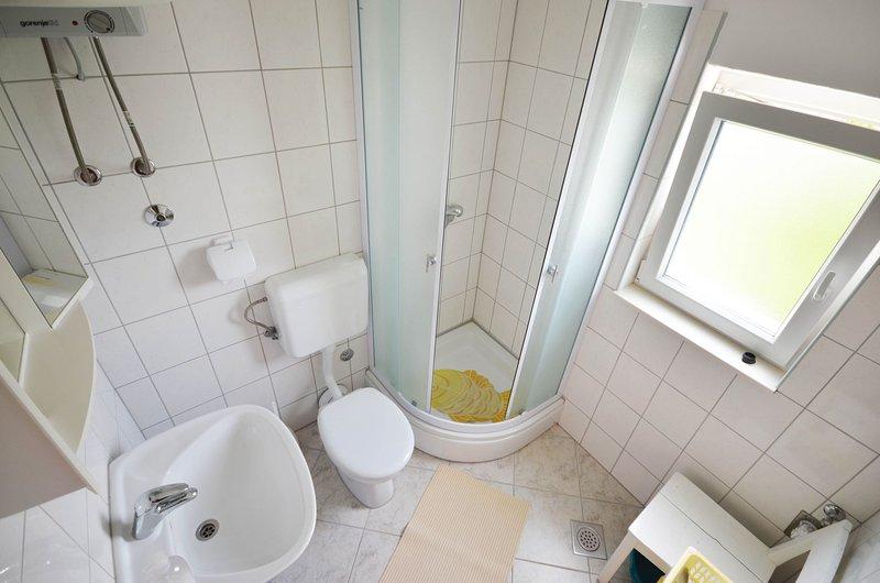 A1 (5 + 1): salle de bain avec toilette