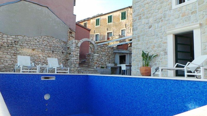 Tanja - with pool : H(4) - Tucepi, holiday rental in Tucepi