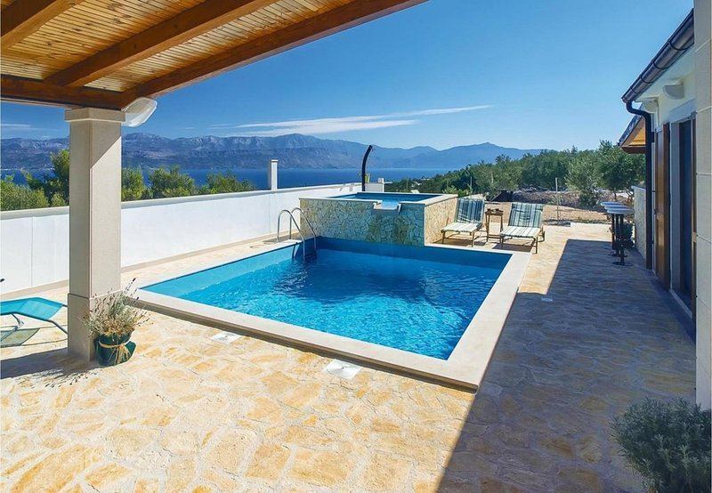 Anabella H(7) - Supetar, vacation rental in Supetar