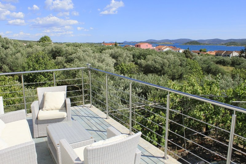 PS A3(2+1) - Sveti Petar, holiday rental in Sveti Petar