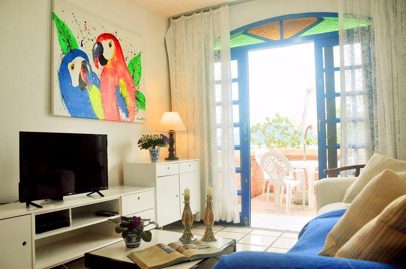 Villa Daniella - Eco 5 - Pontal de Jurerê, alquiler vacacional en Governador Celso Ramos