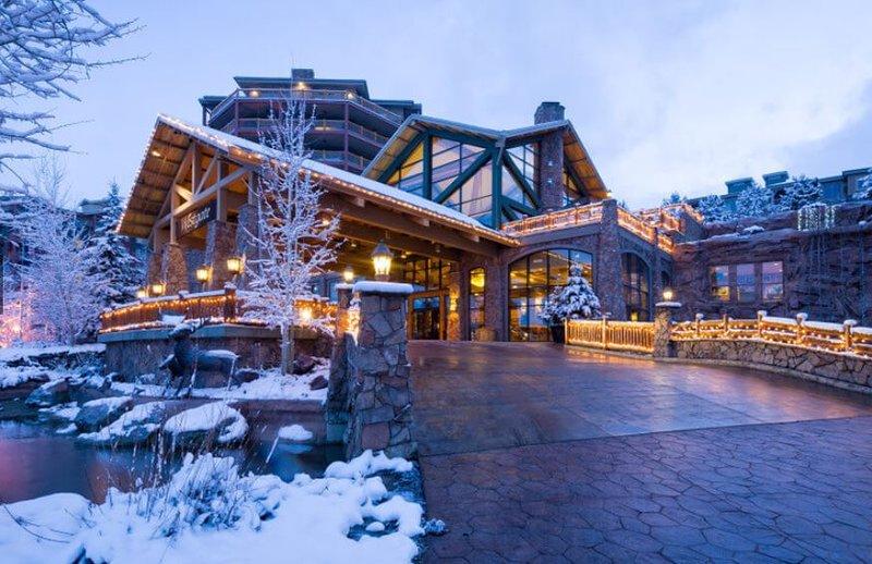 Sundance Film Festival: Luxurious Studio at Westgate Park City, location de vacances à Park City