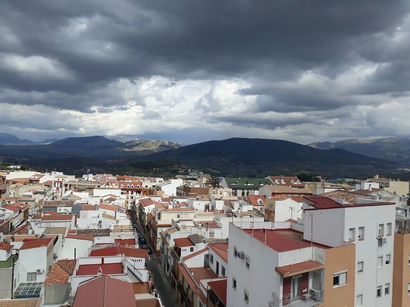 LOFT CON VISTAS EN JAEN, vacation rental in Torres