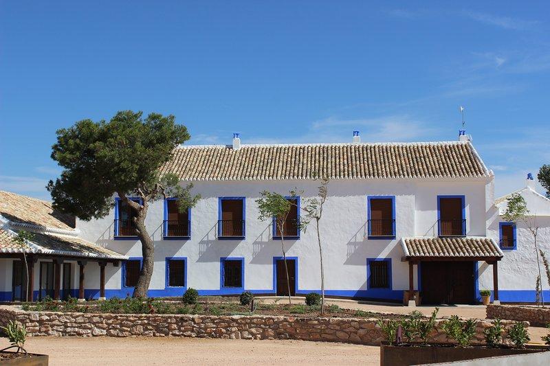 Casa Rural Monteguerra, location de vacances à Alameda de Cervera