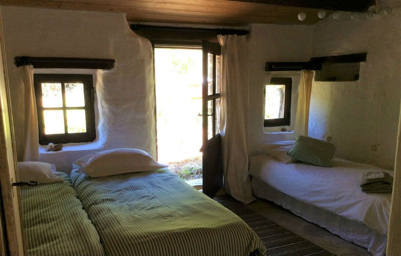 Chambre 2 avec 3 lits simples