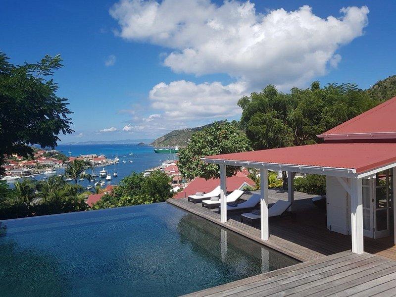 Angelina (ANG), vacation rental in Gustavia