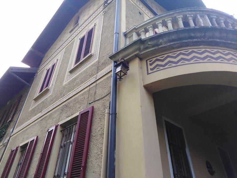Villa Helios, vacation rental in Varese