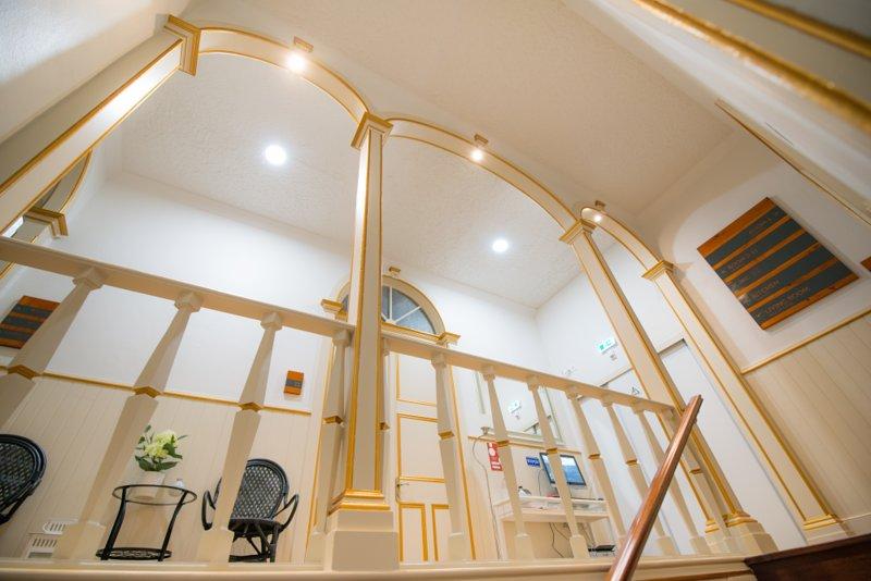 Casa Ateneu - Triple Room with shared bathroom, holiday rental in Ponta Delgada