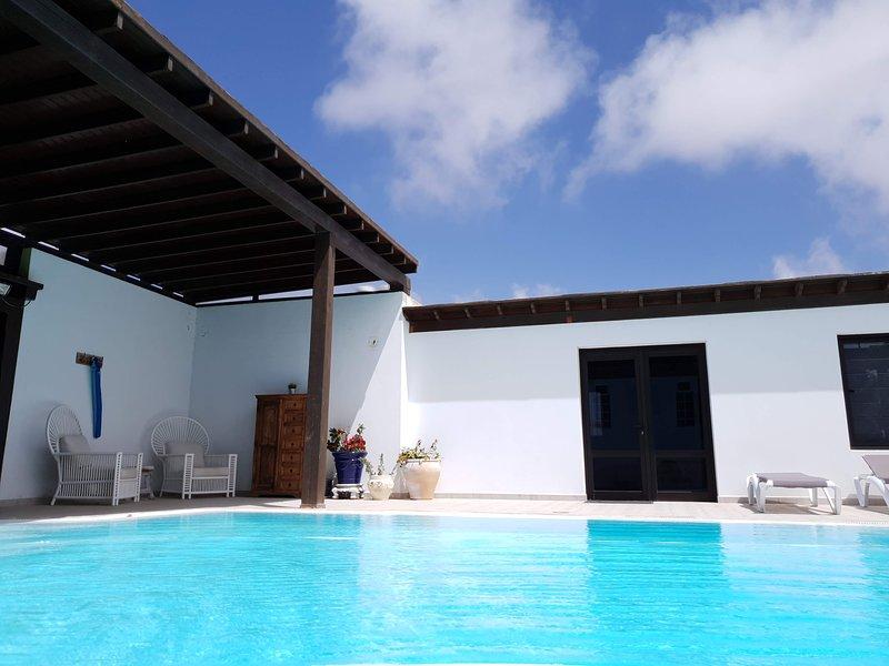 Villa Nazoly, oasis with private pool to relax, aluguéis de temporada em Teseguite
