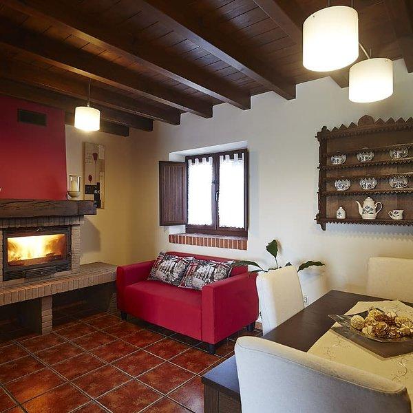 Vivienda vacavional La piñera, holiday rental in San Martin del Rey Aurelio Municipality
