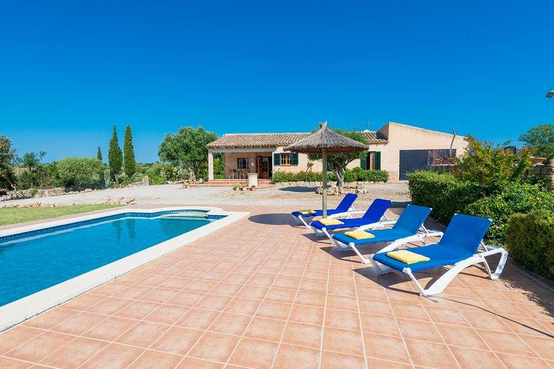 Sa Caseta, holiday rental in Son Serra de Marina
