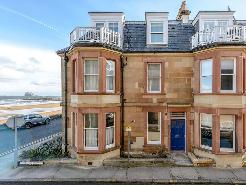 By The Sea, holiday rental in Whitekirk