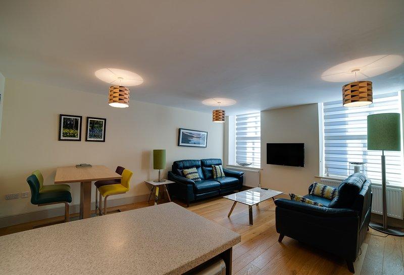 CS Serviced Apartments Luxury One Bedroom Executive Apartment, casa vacanza a Bardsea