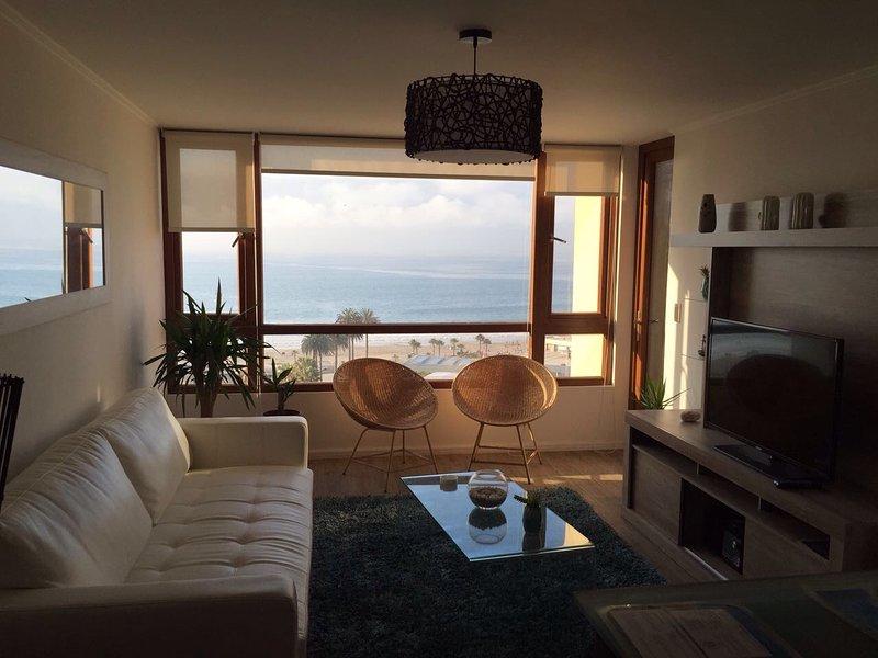 Departamento av del mar, vacation rental in La Serena