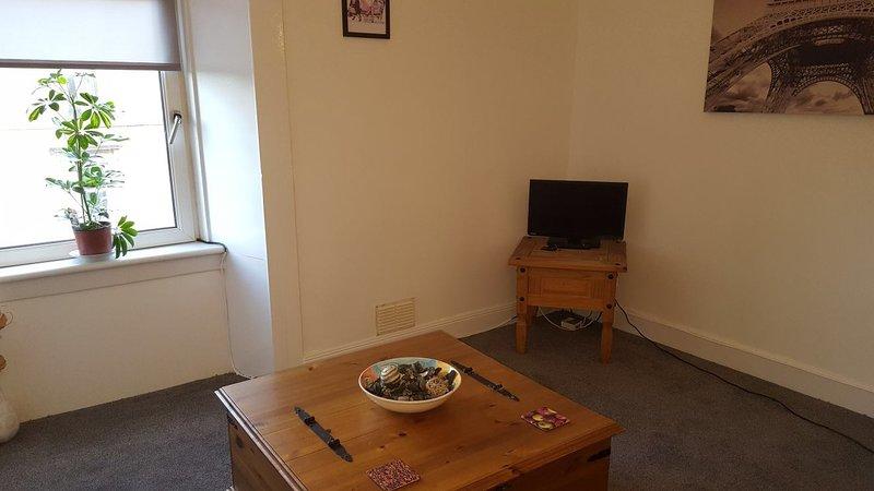 Whole refurbished traditional flat, location de vacances à Rutherglen
