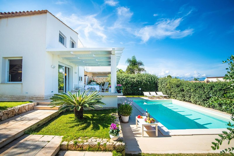 Villa Isotta, vacation rental in Alcamo Marina