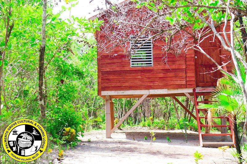 Palmento Grove Lodge - Darangilu Cabin – semesterbostad i Dangriga
