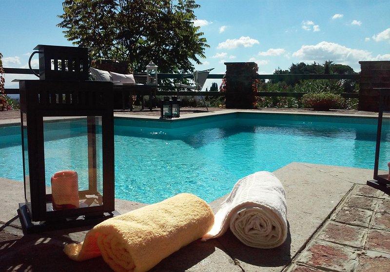 Villa Anna Angela, casa vacanza a Riano