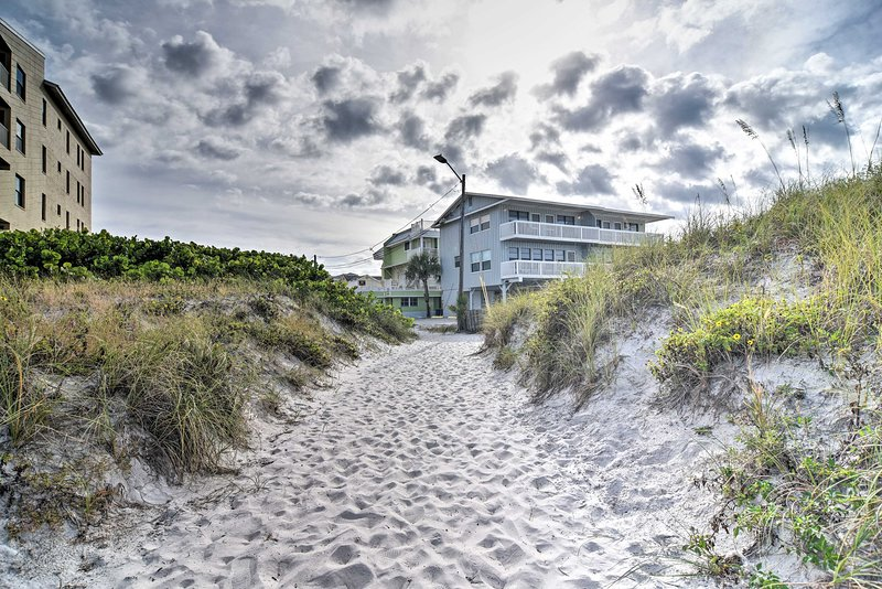 This seaside sanctuary will provide the ideal Clearwater Beach retreat!